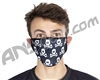 HK Army Anti-Dust Face Mask - All Over Black