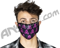HK Army Anti-Dust Face Mask - All Over - Pink