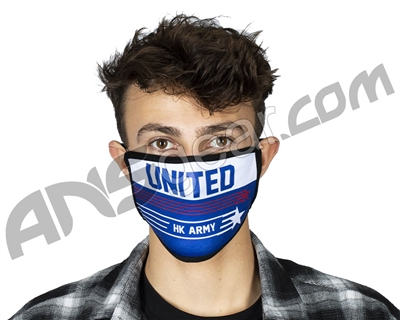 HK Army Anti-Dust Face Mask - United/USA Flags