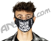 HK Army Anti-Dust Face Mask - Wash Your Hands