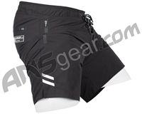 HK Army Athletex Field Shorts - Black