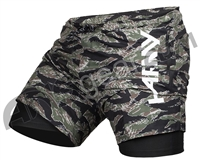HK Army Athletex Field Shorts - Tiger Camo