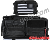 HK Army Expand Backpack/Gear Bag - Black Flag