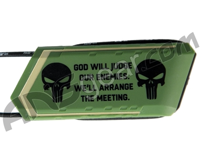 HK Army Ball Breaker 2.0 Barrel Condom - Punisher