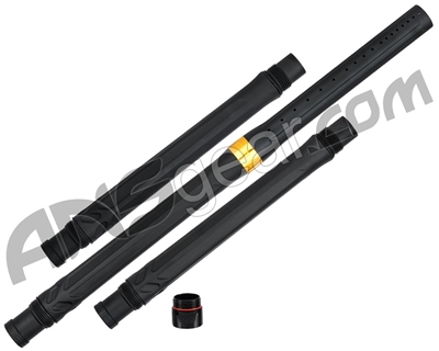 HK Army Autococker Threaded XV Barrel Kit - Dust Black