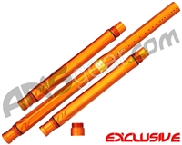 HK Army Autococker Threaded XV Barrel Kit - Sunburst Orange