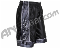 HK Army Basketball Shorts - Black/Grey
