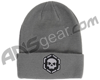 HK Army Infamous Skeleton Squad Beanie - Charcoal