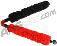 HK Army Blade Barrel Swab Squeegee - Black/Red