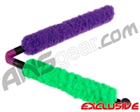 HK Army Blade Barrel Swab Squeegee - Purple/Neon Green