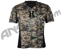HK Army Crash Chest Protector - Camo