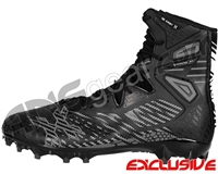 HK Army Diggerz Paintball Cleats - Black/Black