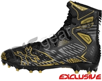 HK Army Diggerz Paintball Cleats - Black/Gold