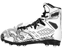 HK Army Diggerz Paintball Cleats - White/Black