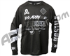 HK Army Hostile DryFit Long Sleeve T-Shirt - Black