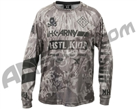 HK Army Hostile DryFit Long Sleeve T-Shirt - Camo