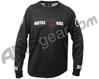 HK Army OG Series DryFit Long Sleeve T-Shirt - Black