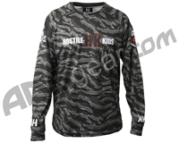 HK Army OG Series DryFit Long Sleeve T-Shirt - Tiger Urban Camo