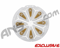HK Army Epic Rotor Speed Feed (ONLY) 2.0 - White/Gold