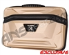 HK Army XL Exo 2.0 Carbon Paintball Gun Case - Gold