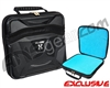 HK Army Exo Carbon Paintball Gun Case - Black w/Teal Liner