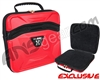 HK Army Exo Carbon Paintball Gun Case - Red