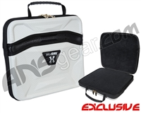 HK Army Exo Carbon Paintball Gun Case - White