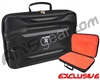 HK Army XL Exo Carbon Paintball Gun Case - Black w/Red Liner