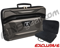 HK Army XL Exo Carbon Paintball Gun Case - Dark Grey