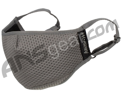 HK Army YOUTH FLTRD Air Carbon Filtered Face Mask - Grey