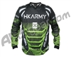 HK Army Freeline Paintball Jersey - Energy