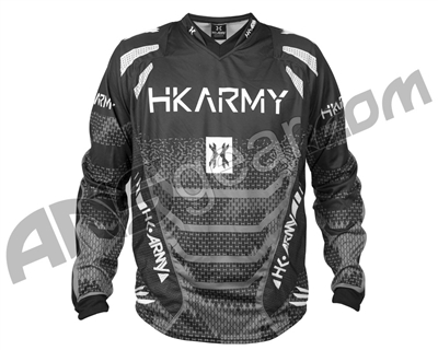 HK Army Freeline Paintball Jersey - Graphite