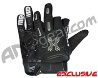 HK Army Hardline Paintball Gloves - Black/Olive/Grey