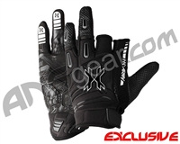 HK Army Hardline Paintball Gloves - Blackout