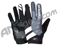 HK Army Freeline Full Finger Paintball Gloves - Graphite