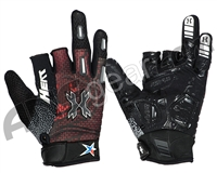 HK Army Hardline Paintball Gloves - Houston Heat