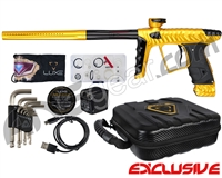 Blemished HK Army Luxe X Paintball Gun - Bullion/Black