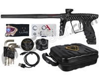 HK Army Luxe X Paintball Gun - Dust Black/Black