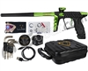 HK Army Luxe X Paintball Gun - Dust Black/Neon Green