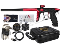 HK Army Luxe X Paintball Gun - Dust Black/Red