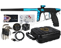 HK Army Luxe X Paintball Gun - Dust Black/Teal