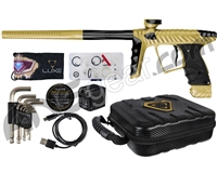 HK Army Luxe X Paintball Gun - Dust Gold/Black