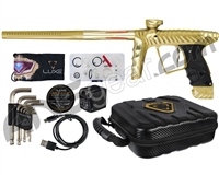 HK Army Luxe X Paintball Gun - Dust Gold/Gold