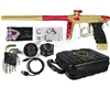 HK Army Luxe X Paintball Gun - Dust Gold/Red