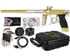 HK Army Luxe X Paintball Gun - Dust Gold/Silver