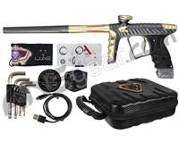HK Army Luxe X Paintball Gun - Dust Pewter/Gold