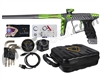 HK Army Luxe X Paintball Gun - Dust Pewter/Neon Green
