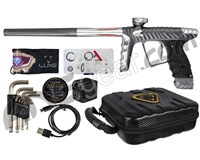 HK Army Luxe X Paintball Gun - Dust Pewter/Silver