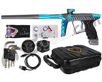 HK Army Luxe X Paintball Gun - Dust Pewter/Teal