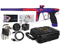 HK Army Luxe X Paintball Gun - Dust Purple/Red